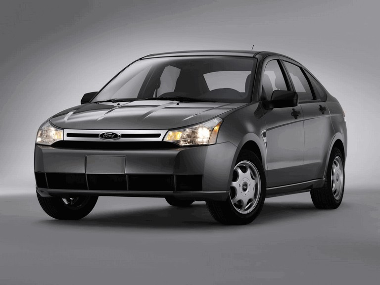 2008 Ford Focus SEL 228837