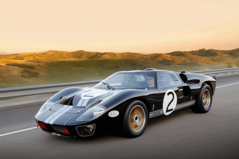 2008 Ford GT40 Shelby 85th commemorative 495972
