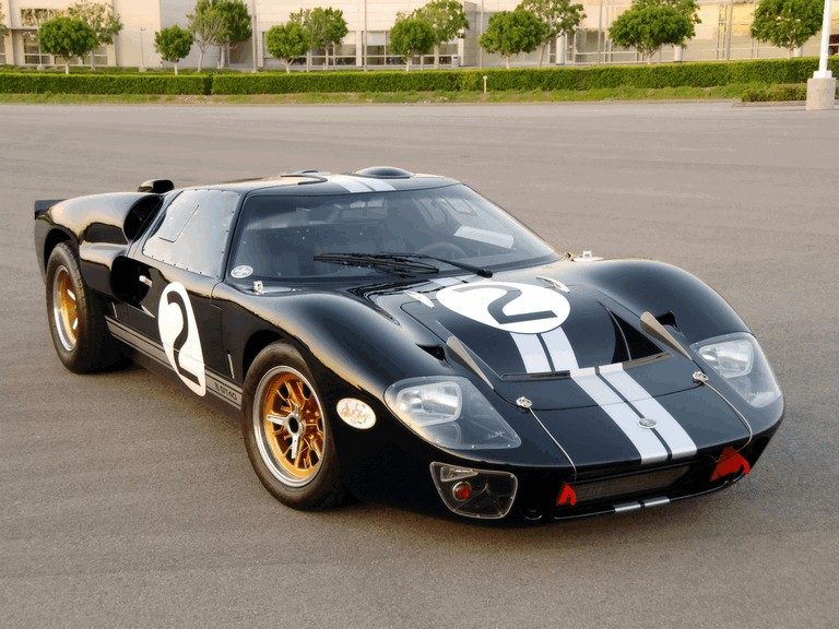 2008 Ford GT40 Shelby 85th commemorative 495973