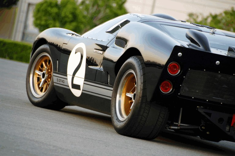 2008 Ford GT40 Shelby 85th commemorative 495980