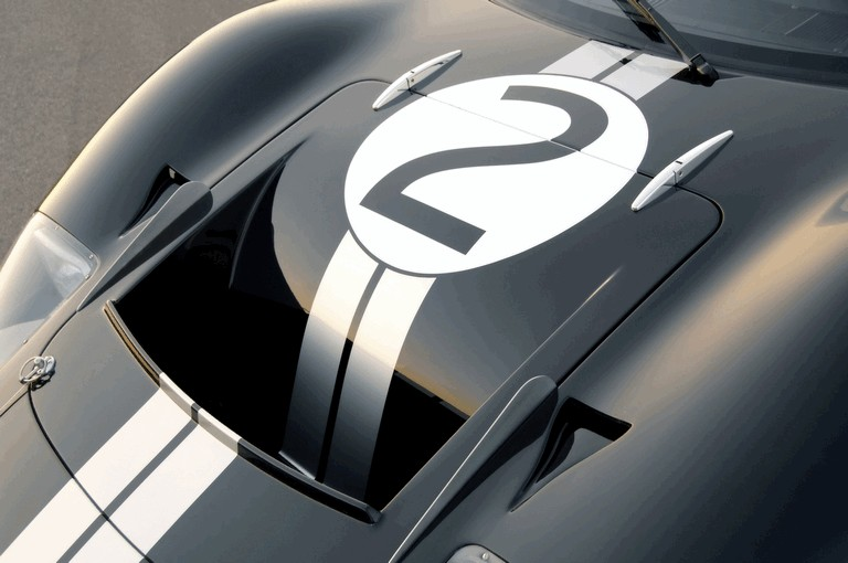 2008 Ford GT40 Shelby 85th commemorative 495988