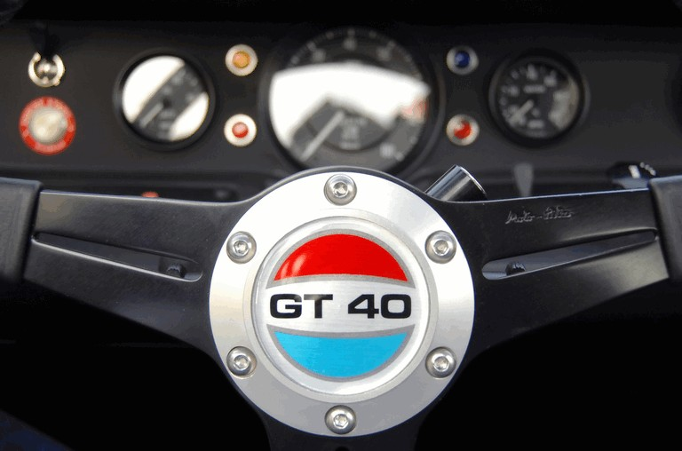 2008 Ford GT40 Shelby 85th commemorative 495996