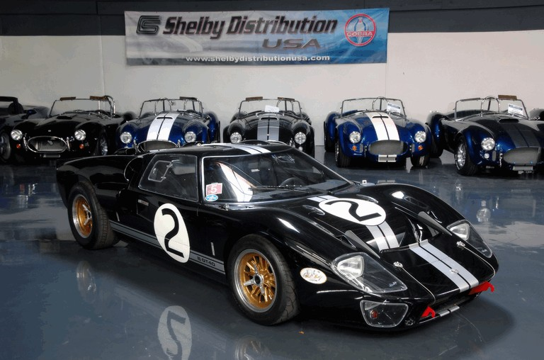 2008 Ford GT40 Shelby 85th commemorative 496006
