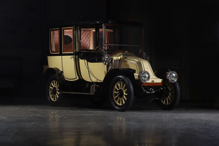 1910 Renault Type BY 578630