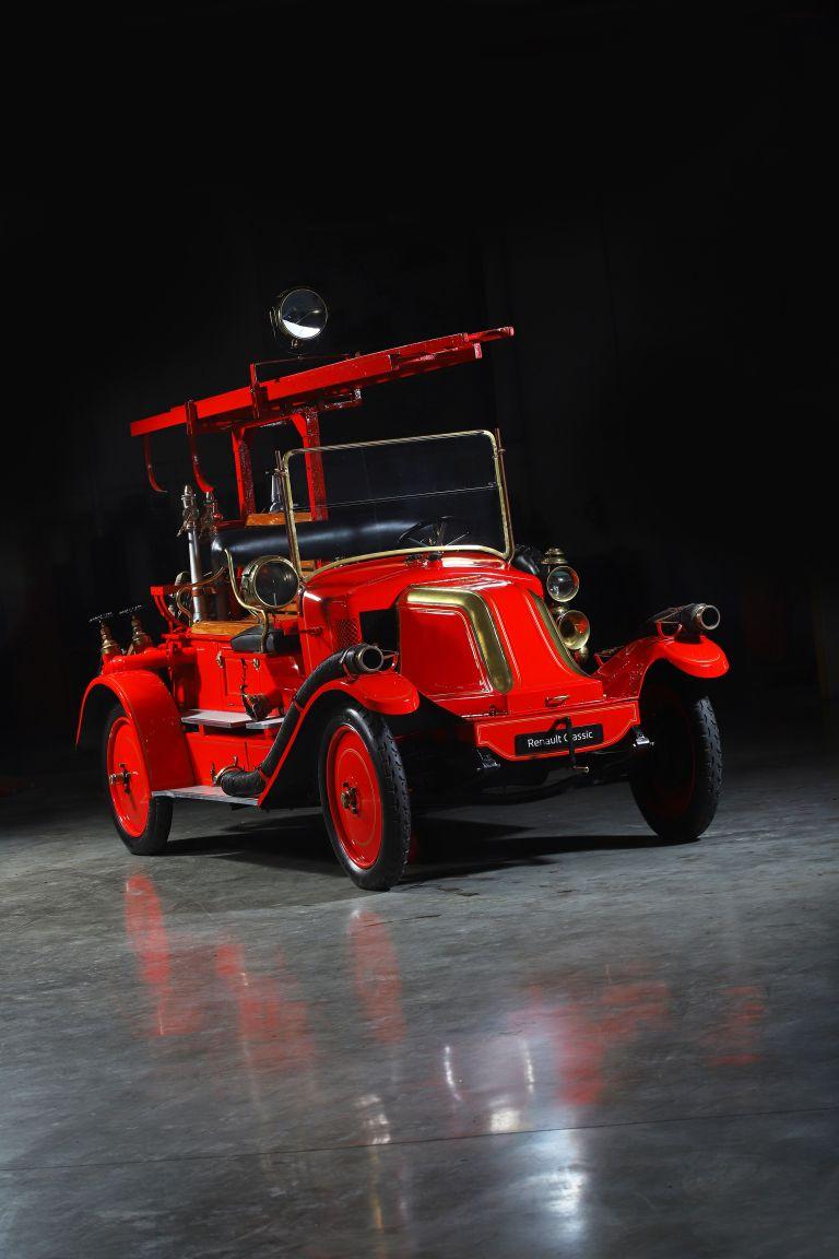 1929 Renault Type LO Firetruck 578642