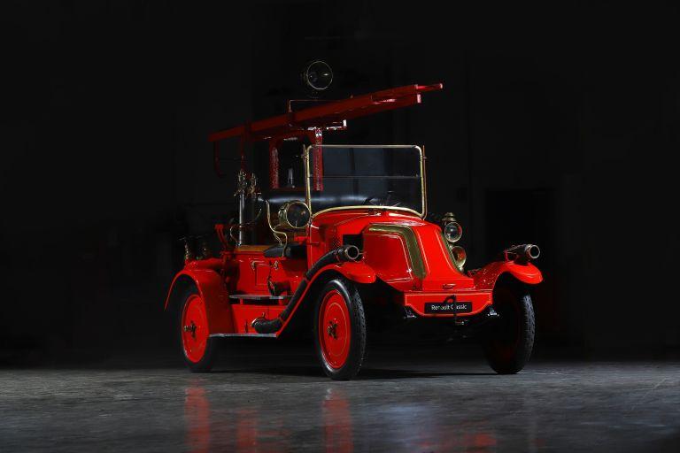 1929 Renault Type LO Firetruck 578643
