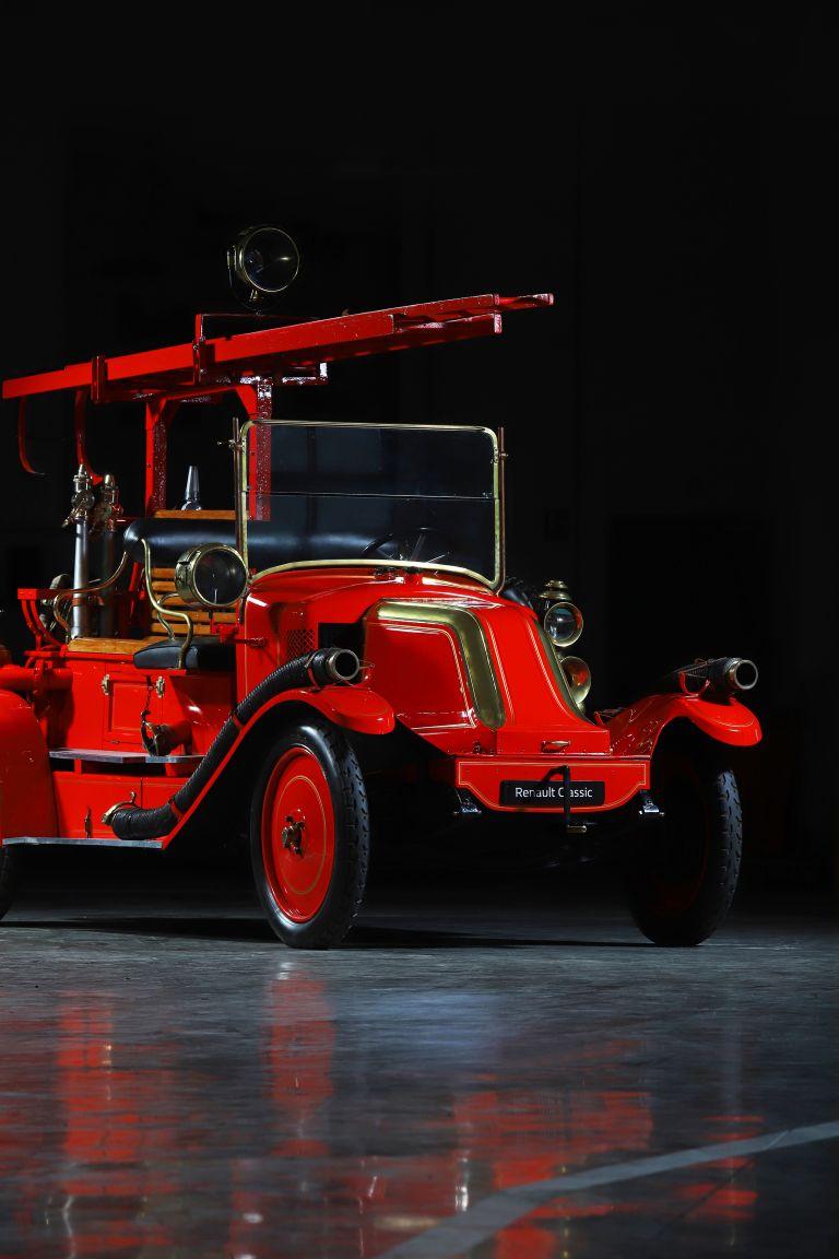 1929 Renault Type LO Firetruck 578647