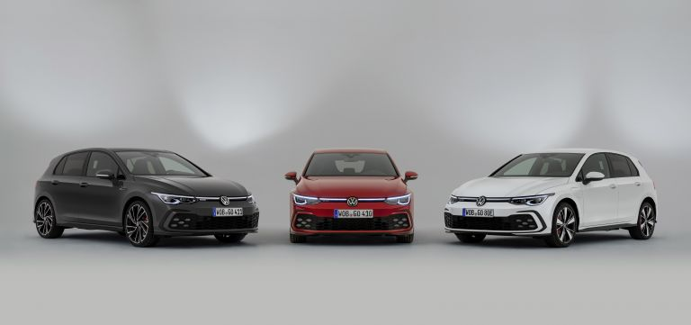 2020 Volkswagen Golf ( VIII ) GTD 578806