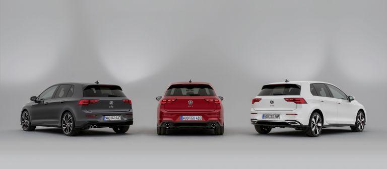 2020 Volkswagen Golf ( VIII ) GTD 616809