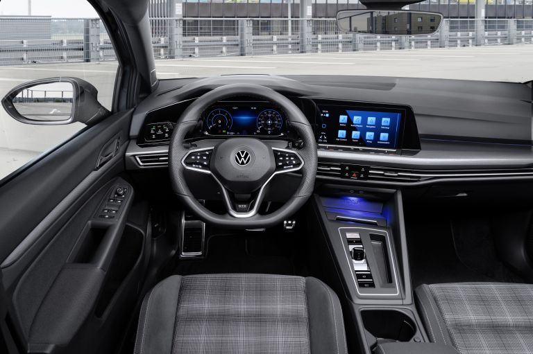 2020 Volkswagen Golf ( VIII ) GTD 616825