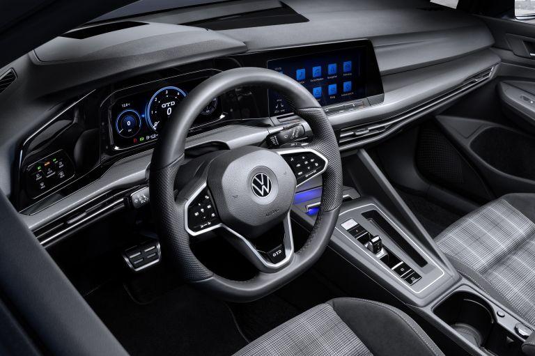 2020 Volkswagen Golf ( VIII ) GTD 616829
