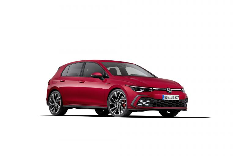 2020 Volkswagen Golf ( VIII ) GTI 596503