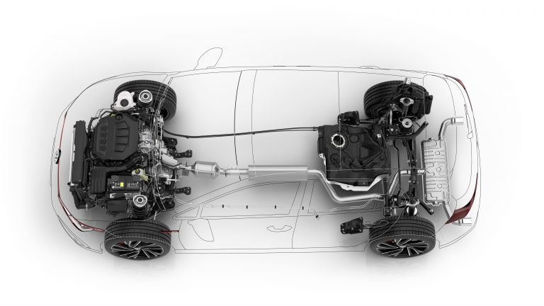 2020 Volkswagen Golf ( VIII ) GTI 596563