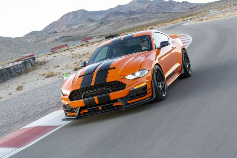 2020 Ford Mustang Carroll Shelby Signature Series 578915