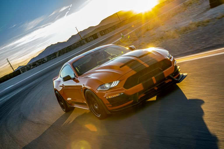 2020 Ford Mustang Carroll Shelby Signature Series 578921