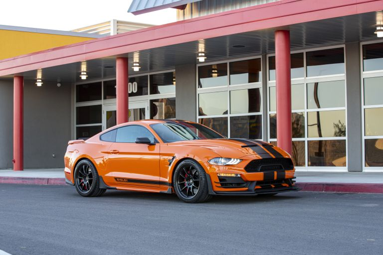 2020 Ford Mustang Carroll Shelby Signature Series 578924