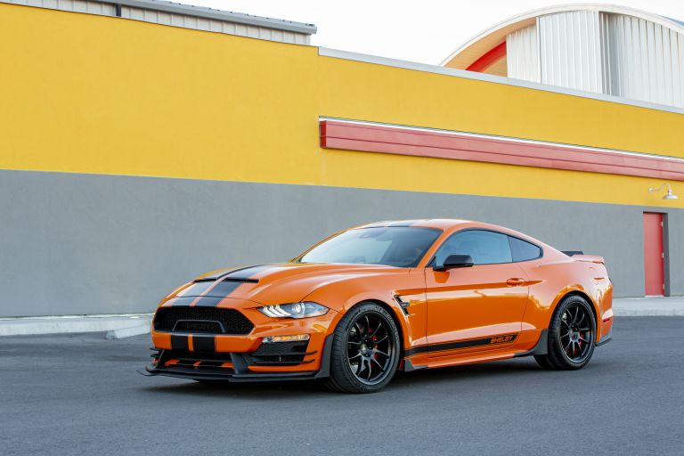 2020 Ford Mustang Carroll Shelby Signature Series 578928