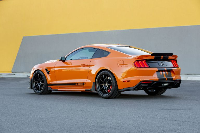 2020 Ford Mustang Carroll Shelby Signature Series 578930