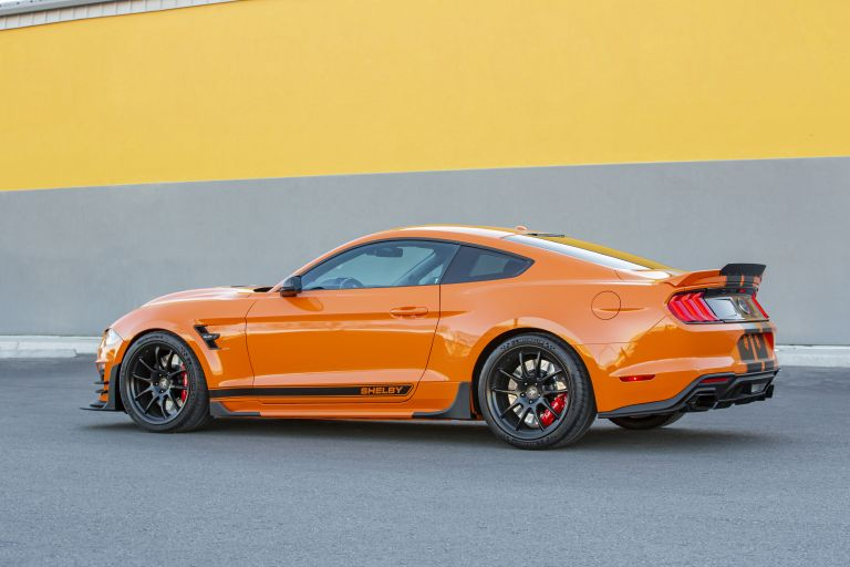 2020 Ford Mustang Carroll Shelby Signature Series 578931