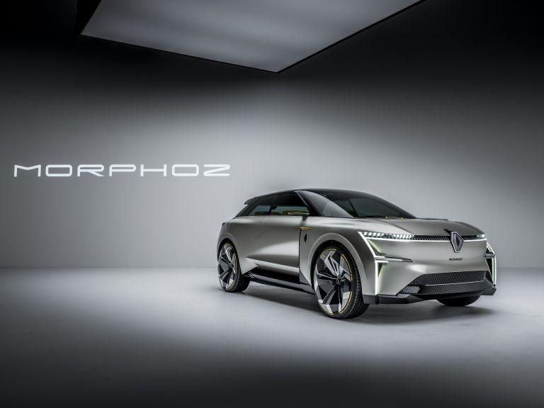 2020 Renault Morphoz concept 579452