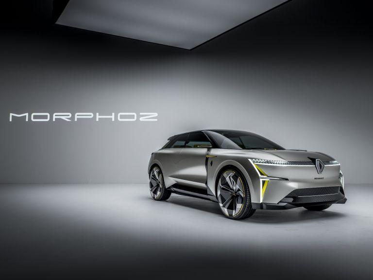 2020 Renault Morphoz concept 579453