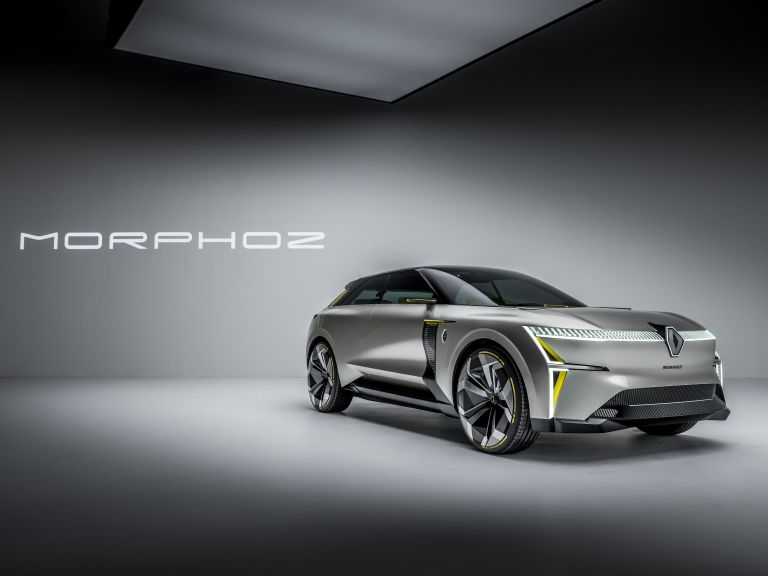 2020 Renault Morphoz concept 579455