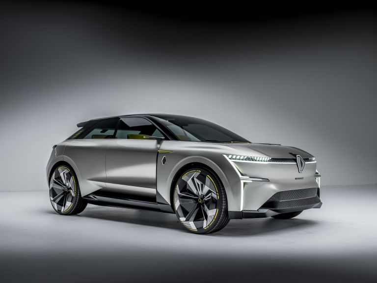 2020 Renault Morphoz concept 579469