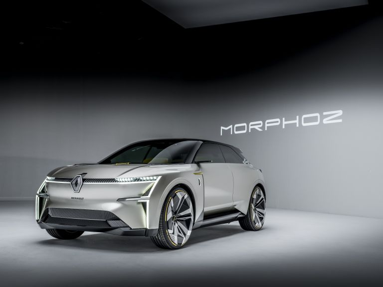 2020 Renault Morphoz concept 579472