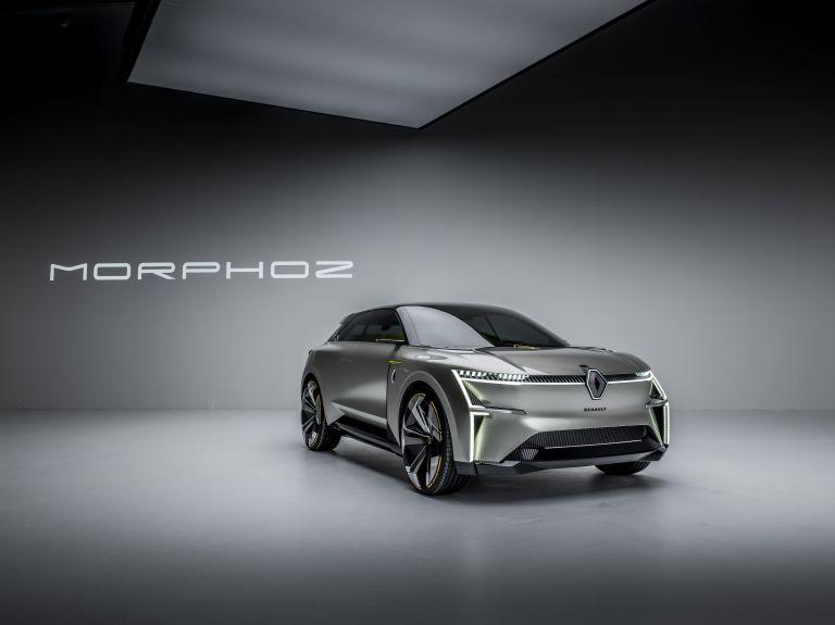 2020 Renault Morphoz concept 579481
