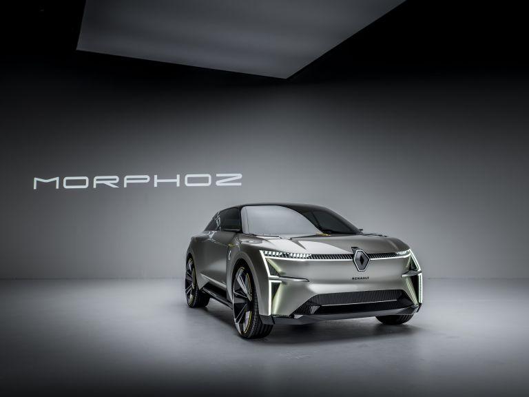 2020 Renault Morphoz concept 579482
