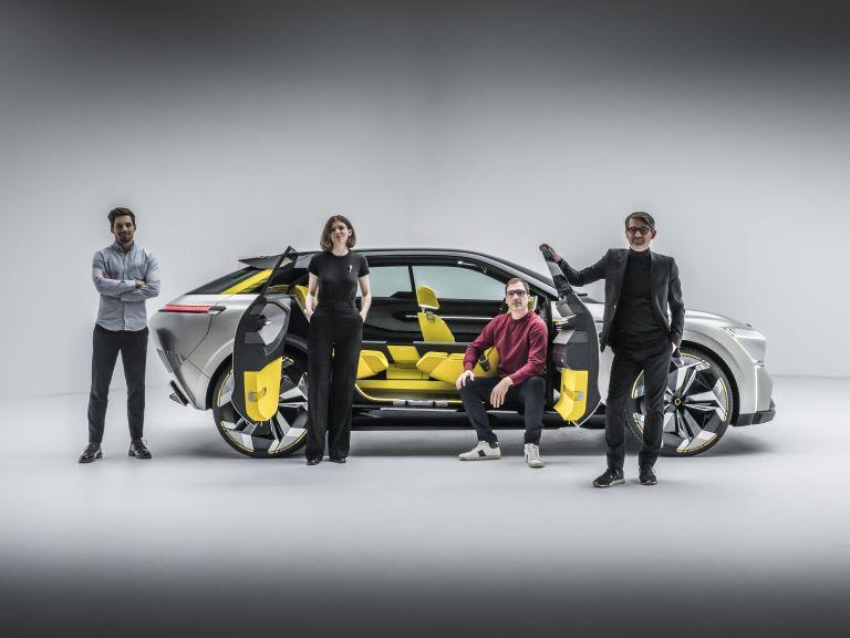 2020 Renault Morphoz concept 579549