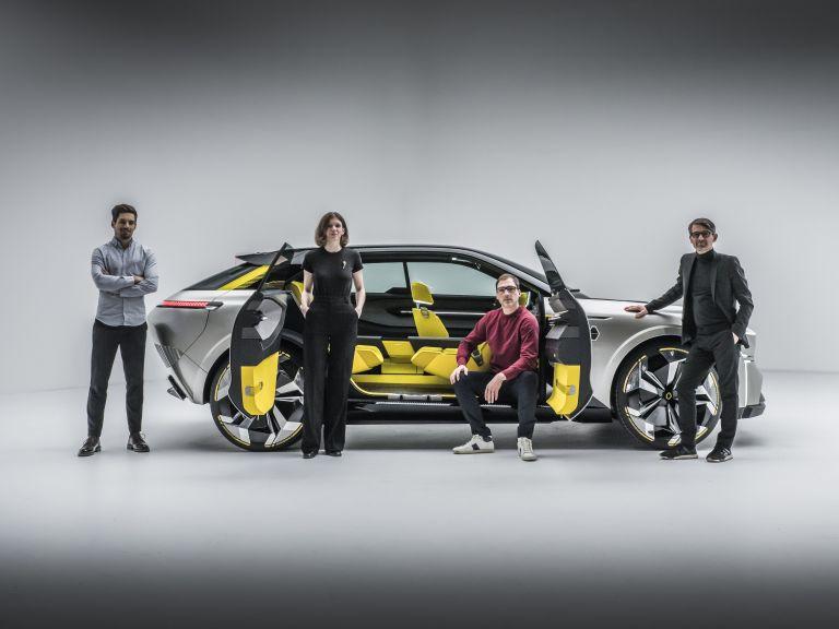 2020 Renault Morphoz concept 579550