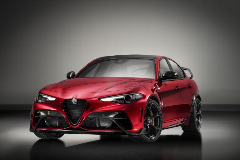 2020 Alfa Romeo Giulia GTAm 579563