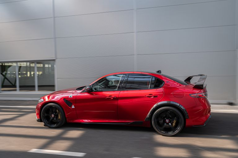 2020 Alfa Romeo Giulia GTAm 579576