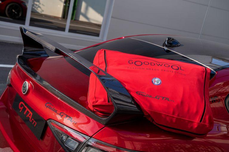 2020 Alfa Romeo Giulia GTAm 579581