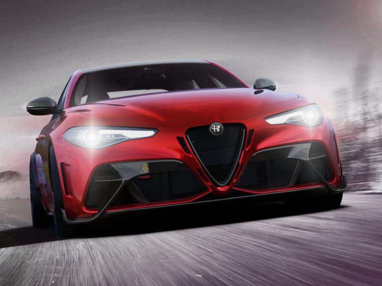 2020 Alfa Romeo Giulia GTAm 579582