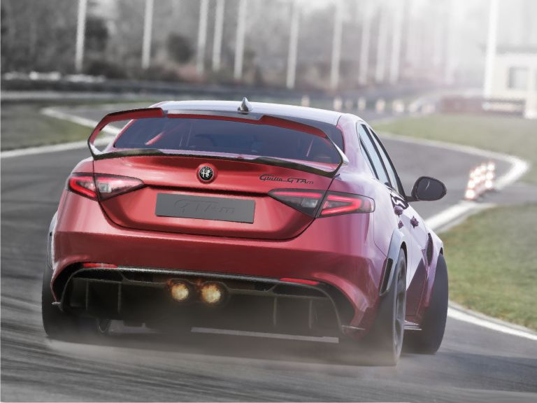 2020 Alfa Romeo Giulia GTAm 579583