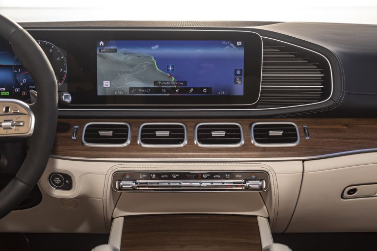 2020 Mercedes-AMG GLS 63 4Matic+ - USA version 579695