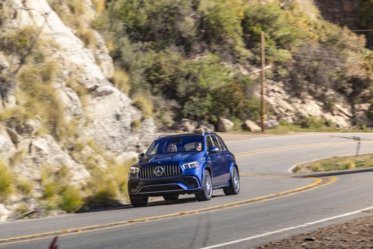 2020 Mercedes-AMG GLE 63 S 4Matic+ - USA version 579722