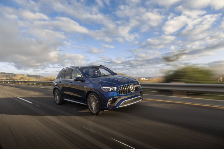 2020 Mercedes-AMG GLE 63 S 4Matic+ - USA version 579723