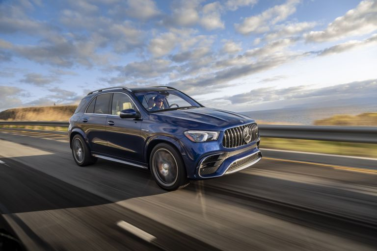2020 Mercedes-AMG GLE 63 S 4Matic+ - USA version 579726