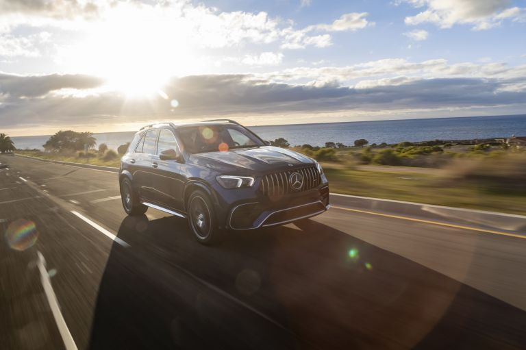2020 Mercedes-AMG GLE 63 S 4Matic+ - USA version 579728