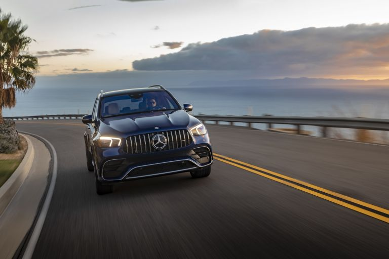 2020 Mercedes-AMG GLE 63 S 4Matic+ - USA version 579738