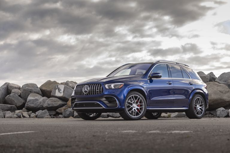 2020 Mercedes-AMG GLE 63 S 4Matic+ - USA version 579748