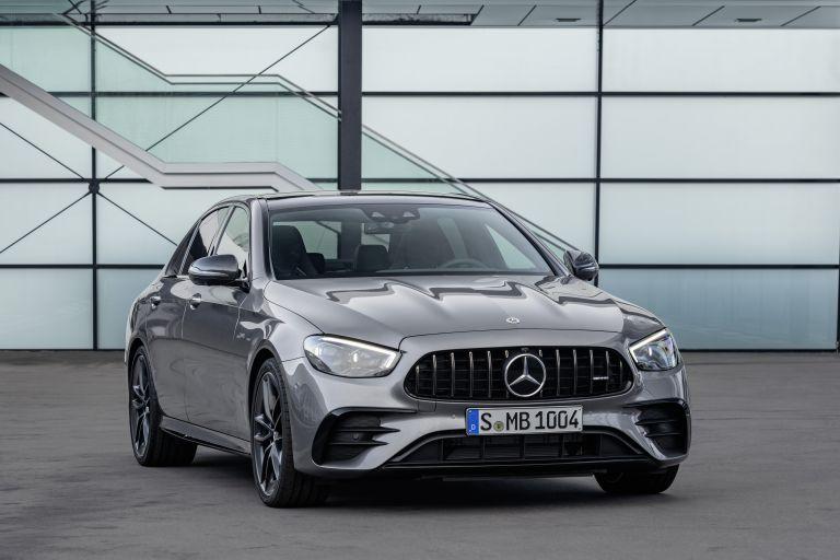 2020 Mercedes-AMG E 53 4Matic+ 580072