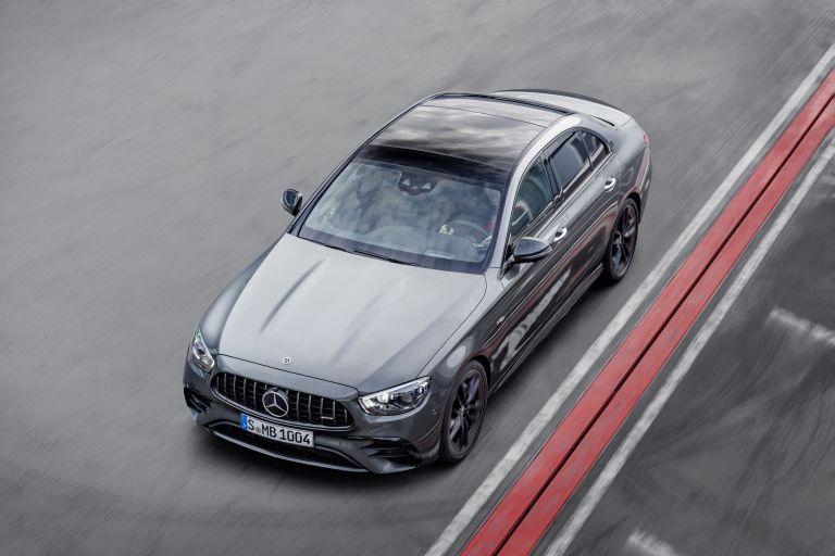 2020 Mercedes-AMG E 53 4Matic+ 580076