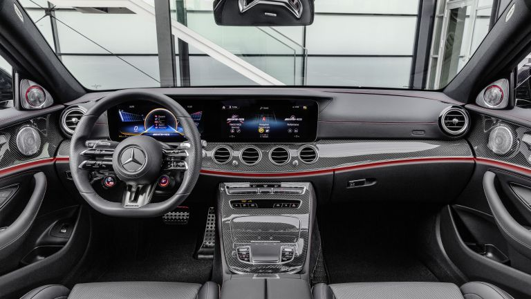 2020 Mercedes-AMG E 53 4Matic+ 580089