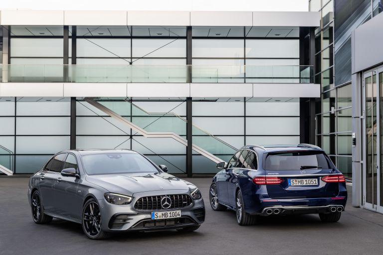 2020 Mercedes-AMG E 53 4Matic+ Estate 580100