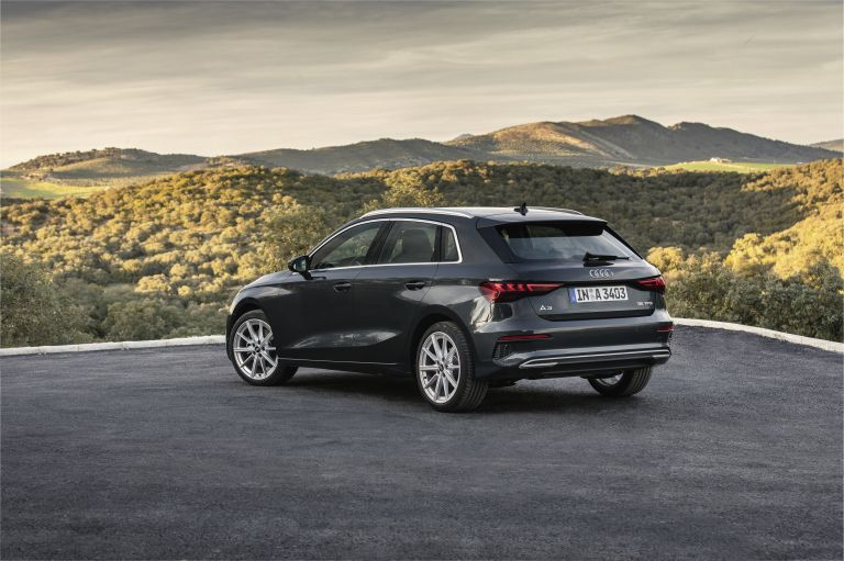 2020 Audi A3 sportback 584588