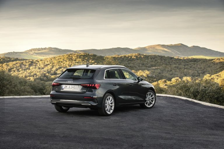 2020 Audi A3 sportback 584589